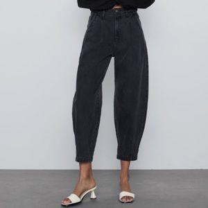 NWT Zara Slouchy Jeans